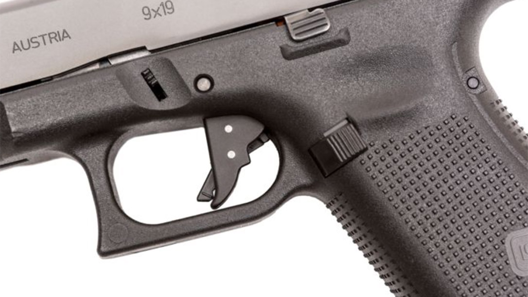 TangoDown Vickers Tactical Carry Trigger left profile