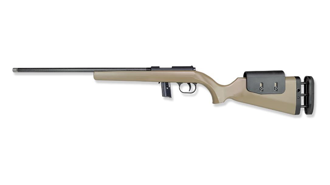 Voere K15A rifle left profile