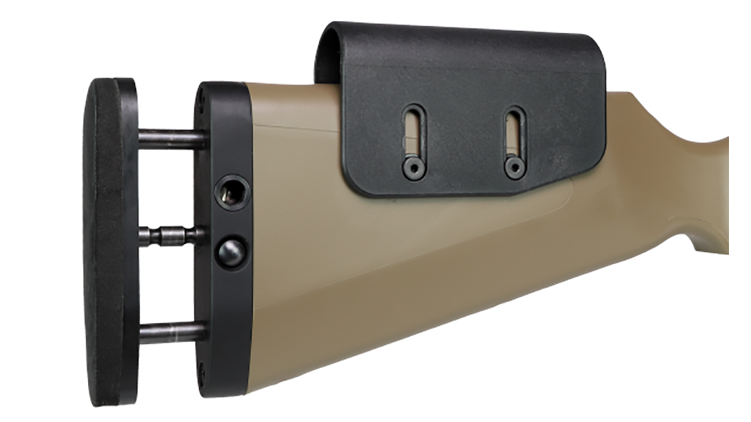 Voere K15A stock