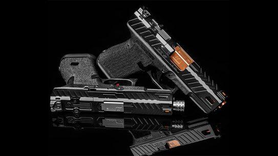 zev raven glock 19 slide beauty
