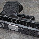 zev raven glock 19 slide side view