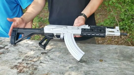 atlantic firearms draco ak47 pistol