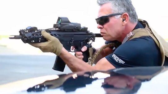 King Abdullah II jordan guns