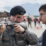 remington m870 modular combat shotgun demonstration