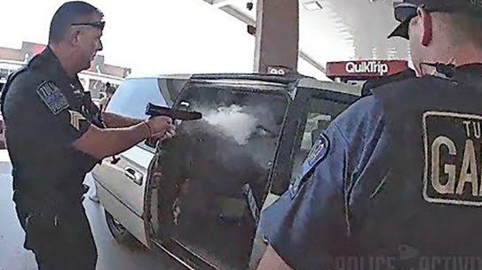 tulsa police shooting john chatman