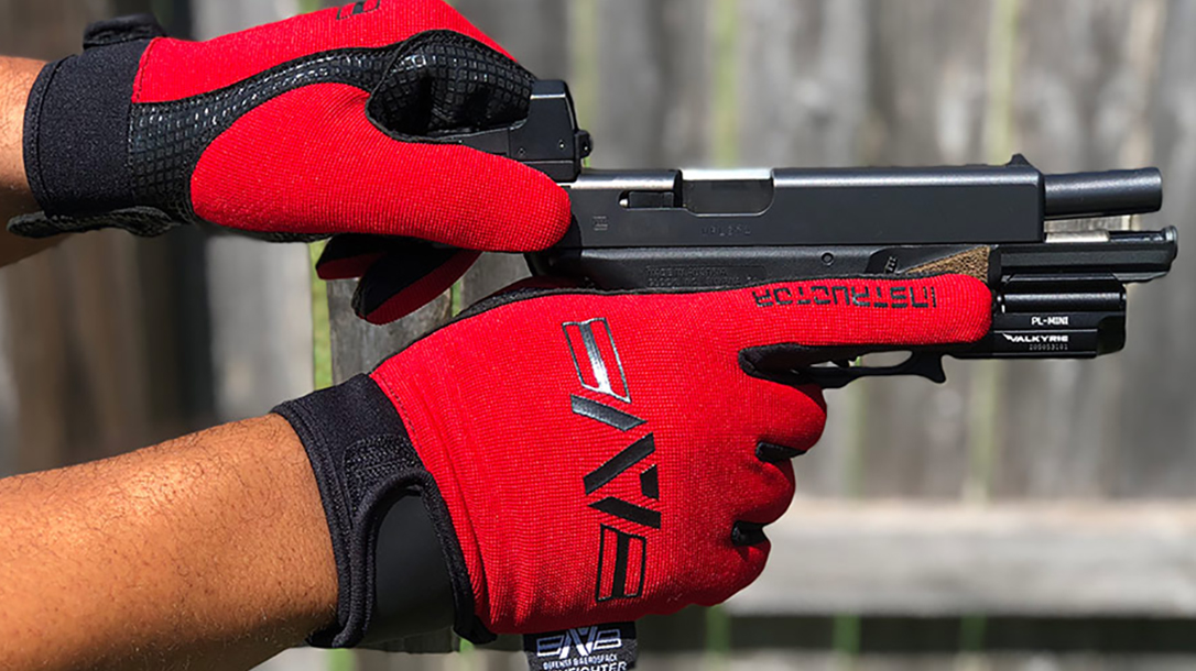 A7 Defense & Aerospace, a7 gloves, a7 instructor, a7 instructor gloves, a7 instructor gloves loading gun