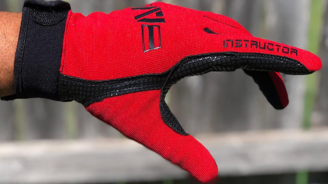 A7 Defense & Aerospace, a7 gloves, a7 instructor, a7 instructor gloves, a7 instructor gloves thumb