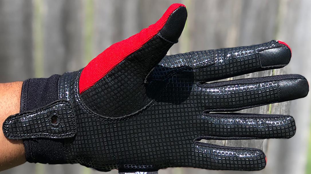 A7 Defense & Aerospace, a7 gloves, a7 instructor, a7 instructor gloves, a7 instructor gloves bottom