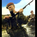 poland, poland rifle, poland tantal, poland tantal rifle, polish tantal, polish tantal rifle, polish tantal rifle paratrooper