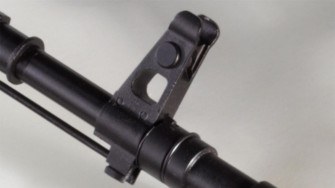 poland, poland rifle, poland tantal, poland tantal rifle, polish tantal, polish tantal rifle, polish tantal rifle muzzle device ring