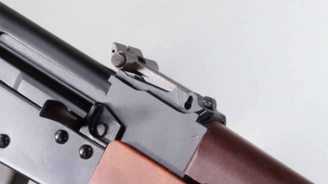 poland, poland rifle, poland tantal, poland tantal rifle, polish tantal, polish tantal rifle, polish tantal rifle rear sight