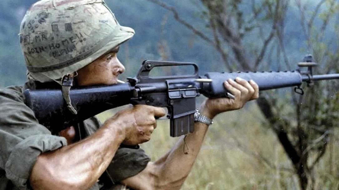 ar myths, ar myth, ar misconceptions, M16 rifle