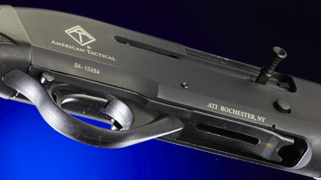 american tactical, american tactical shotgun, american tactical tac sx2 shotgun, tac sx2 shotgun, tac sx2 shotgun charging handle