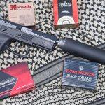CZ P-07 Suppressor Ready pistol ammunition