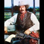colt open top revolver tom selleck