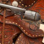 colt open top revolver tom selleck revolver