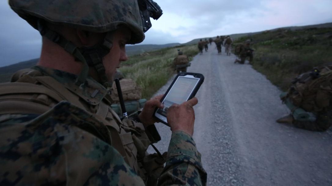 magtf, marines magtf, gps devices