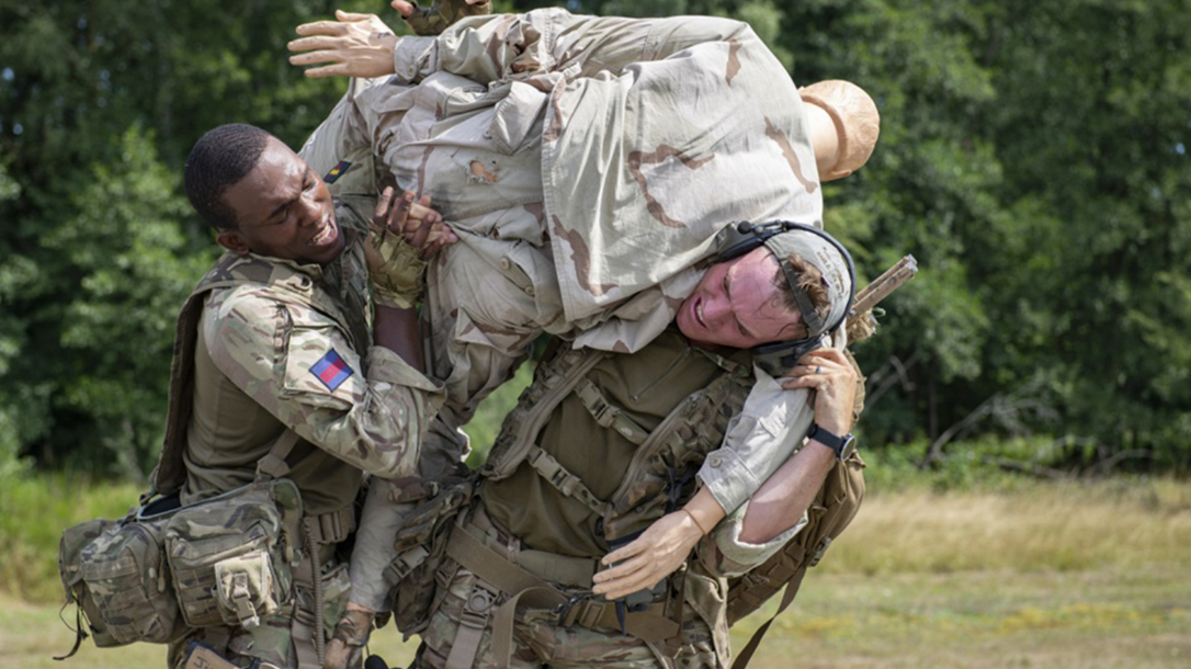 europe best sniper competition uk soldiers