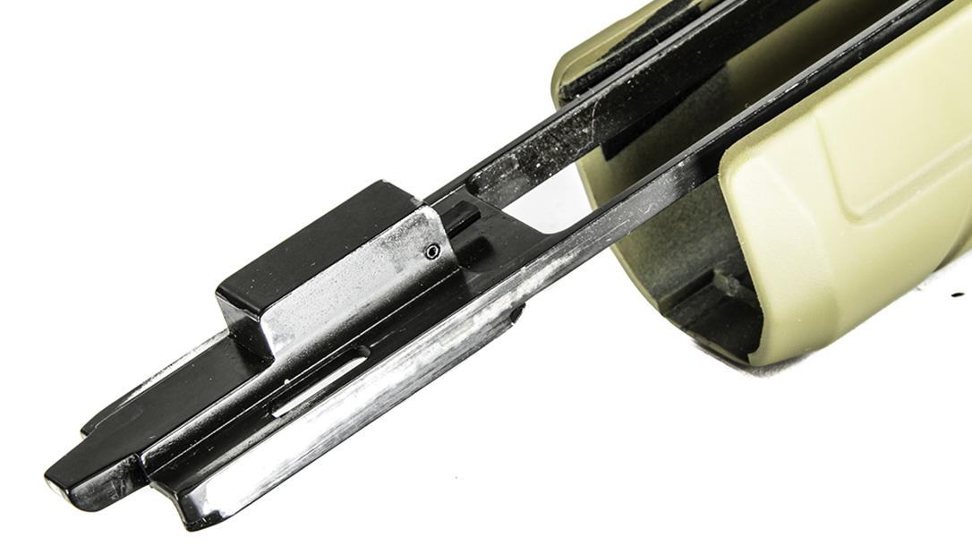 Fabarm STF 12 shotgun bolt carrier