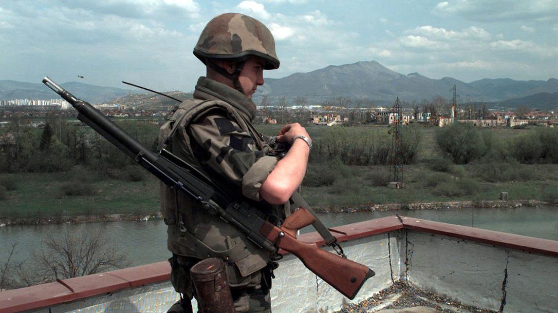 fr-f2, fr-f2 rifle, fr-f2 rifle french army soldier