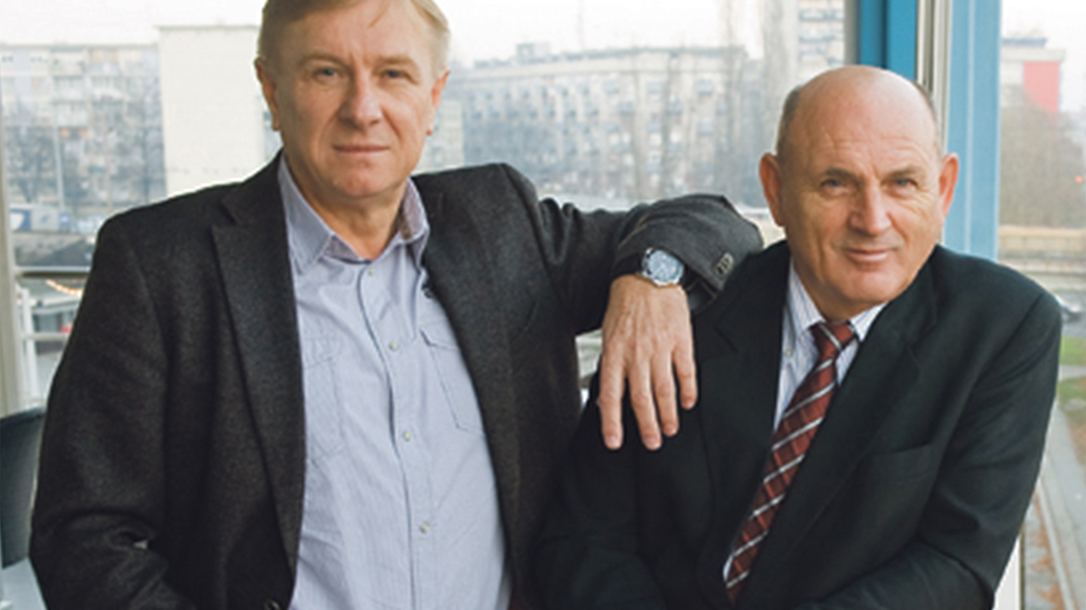 HS Produkt founders
