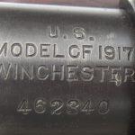 M1917, M1917 Enfield, M1917 Enfield rifle, M1917 Enfield rifle later winchester