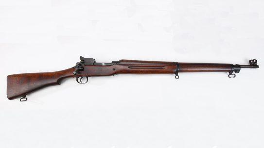 M1917, M1917 Enfield, M1917 Enfield rifle, M1917 Enfield rifle right profile