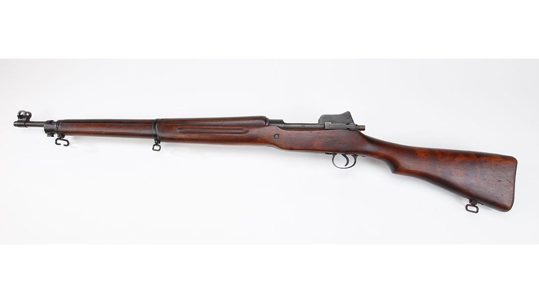 M1917, M1917 Enfield, M1917 Enfield rifle, M1917 Enfield rifle left profile
