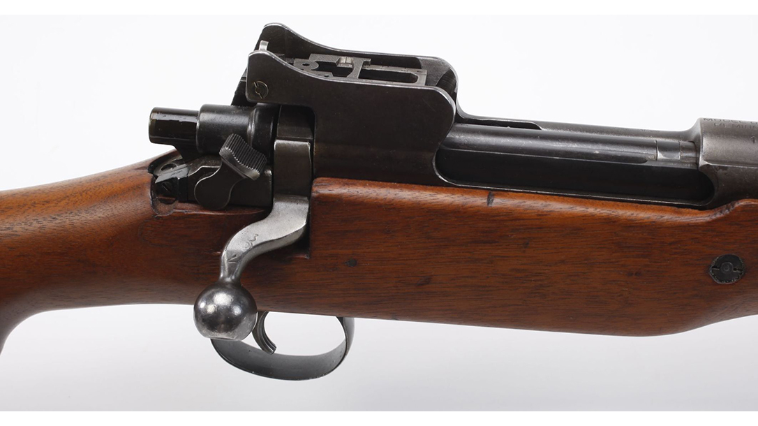 M1917, M1917 Enfield, M1917 Enfield rifle, M1917 Enfield rifle bolt handle