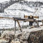 Magpul Pro 700 rifle chassis left profile