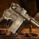 mauser, mauser c96, mauser c96 pistol, mauser c96 broomhandle, broomhandle pistol, mauser c96 pistol beauty