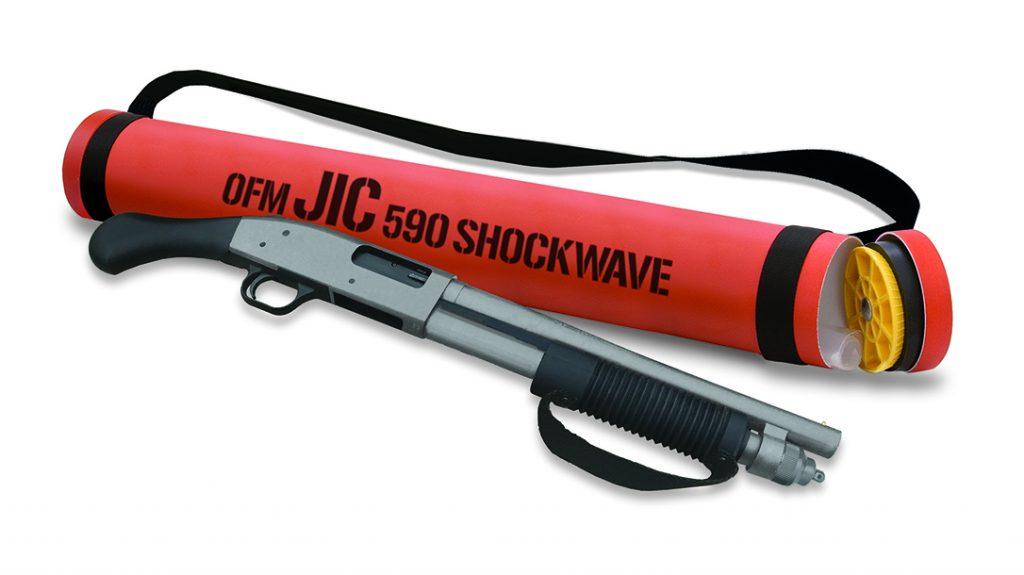 shotgun, shotguns, new shotgun, new shotguns, mossberg 590 shockwave jic shotgun