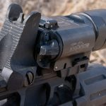 primary weapons systems, pws mk107, pws mk107 mod 2, pws mk107 mod 2 rifle front sight