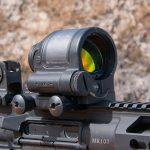 primary weapons systems, pws mk107, pws mk107 mod 2, pws mk107 mod 2 rifle trijicon reflex sight