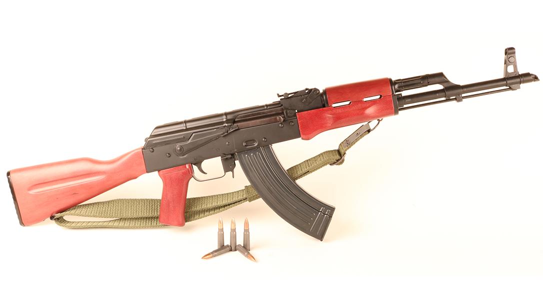 palmetto state armory psak-47 rifle right profile