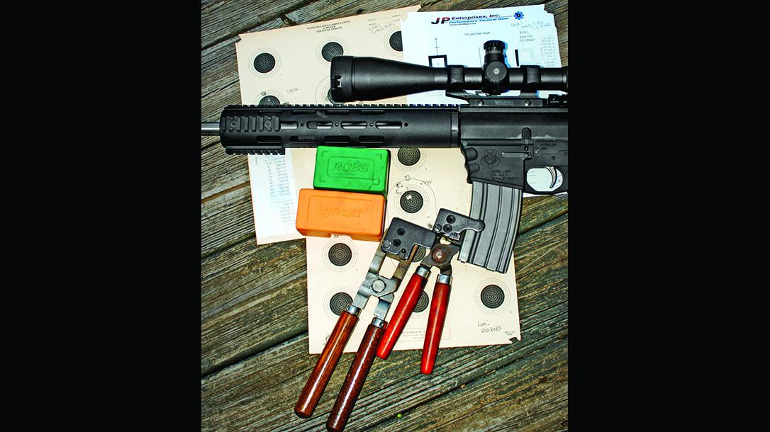 300 blackout, reloading 300 blackout, loki rifle barrel