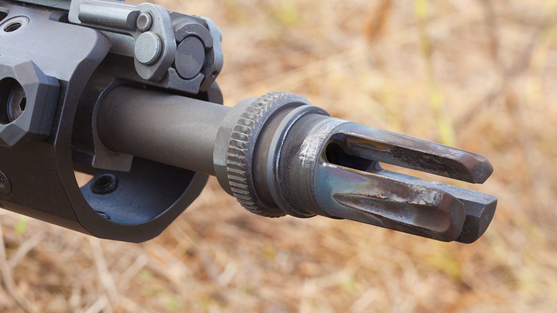 Remington R5 RGP rifle adapter