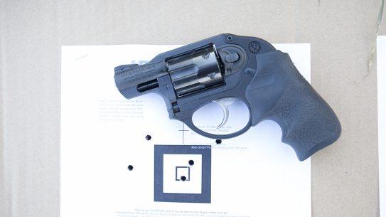 ruger, ruger lcr, ruger lcr 327, ruger lcr 327 federal magnum, ruger lcr revolver target