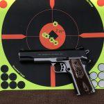 ruger, ruger 1911, ruger sr1911, ruger sr1911 pistol target