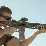 sig mcx rifle firing