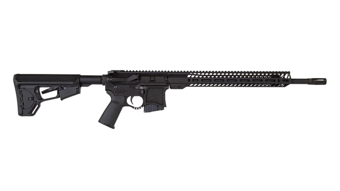 Seekins VKR18 224 valkyrie rifle right profile