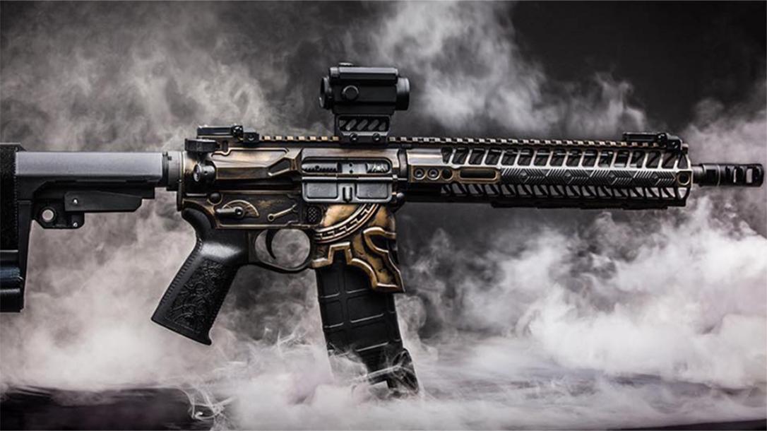 Spike's Tactical Spartan AR pistol lower