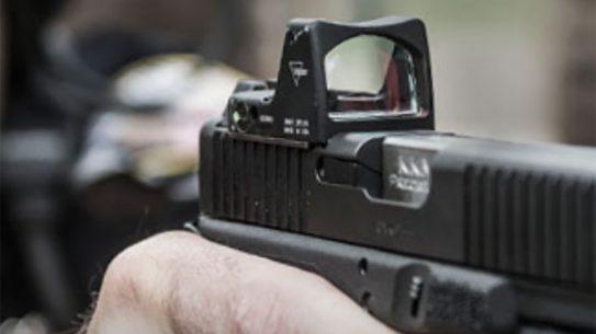 trijicon, trijicon rmr type 2, trijicon sight, trijicon handgun reflex sight, handgun reflex sight, ussocom handgun reflex sight, ussocom handgun