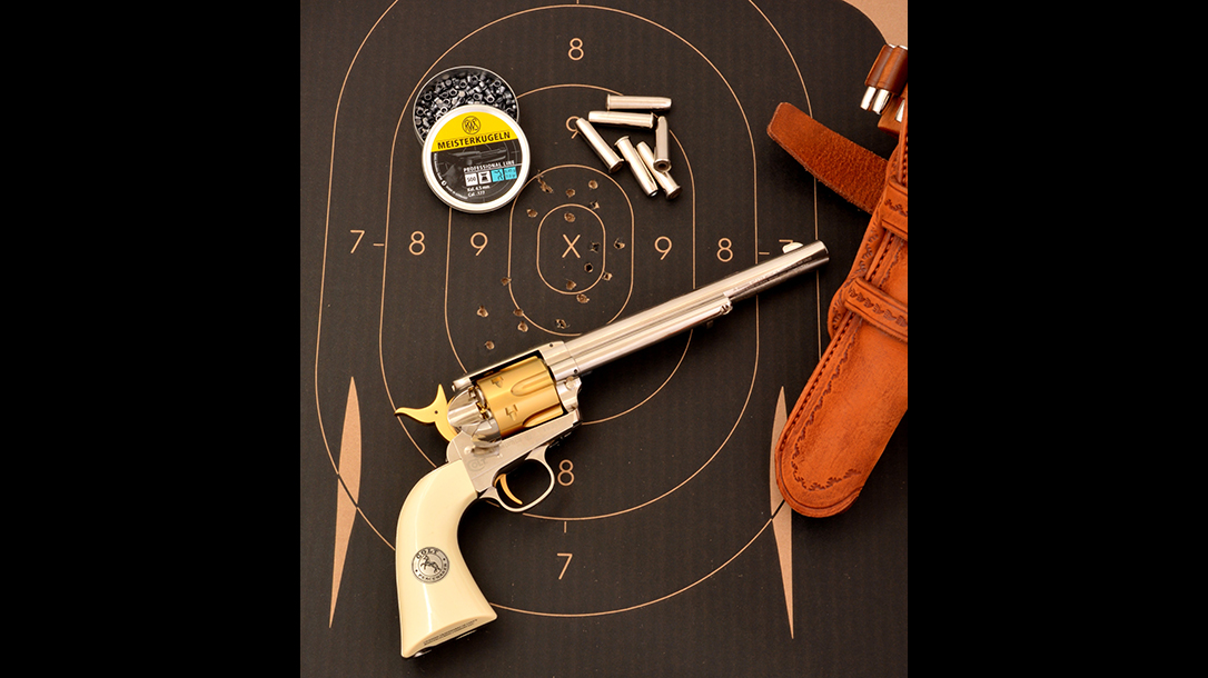 umarex, umarex colt, umarex colt peacemaker, colt peacemaker, umarex colt peacemaker revolver target