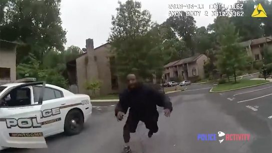 montgomery county police shooting