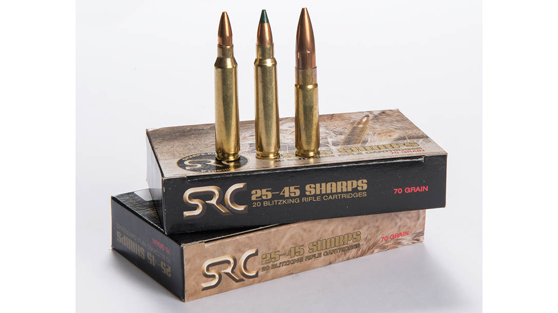 .25-45 sharps, .25-45 sharps cartridge, .25-45 sharps cartridge rifle ammo