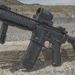 ar, ar pistols, ar pistol, sbr, sbrs, short barreled rifles, lwrci six8 uciw left profile