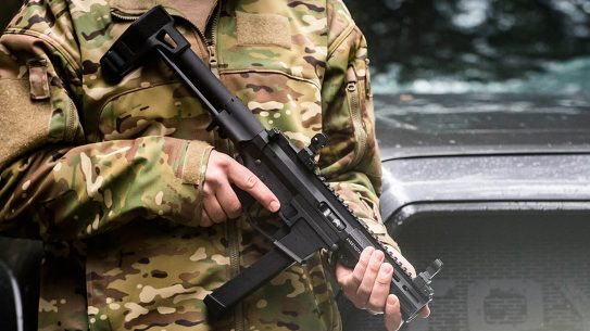 sub compact weapon, us army sub compact weapon, Angstadt UDP-9 submachine gun