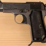 beretta, beretta 1934, beretta model 1934, beretta 1934 pistol, beretta model 1934 pistol, beretta model 1934 pistol left profile