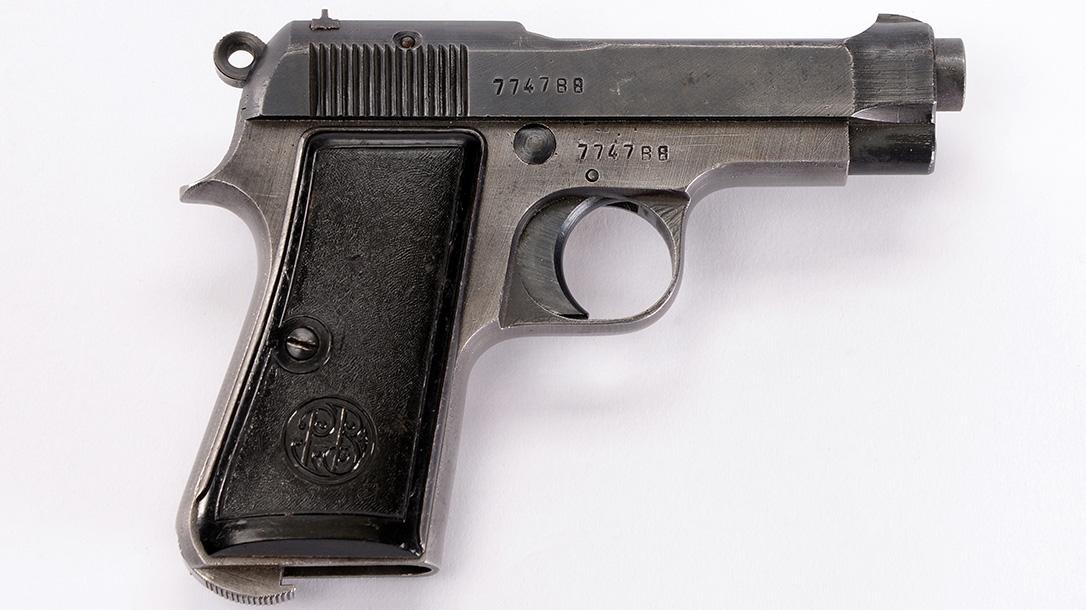 beretta, beretta 1934, beretta model 1934, beretta 1934 pistol, beretta model 1934 pistol, beretta model 1934 pistol right profile